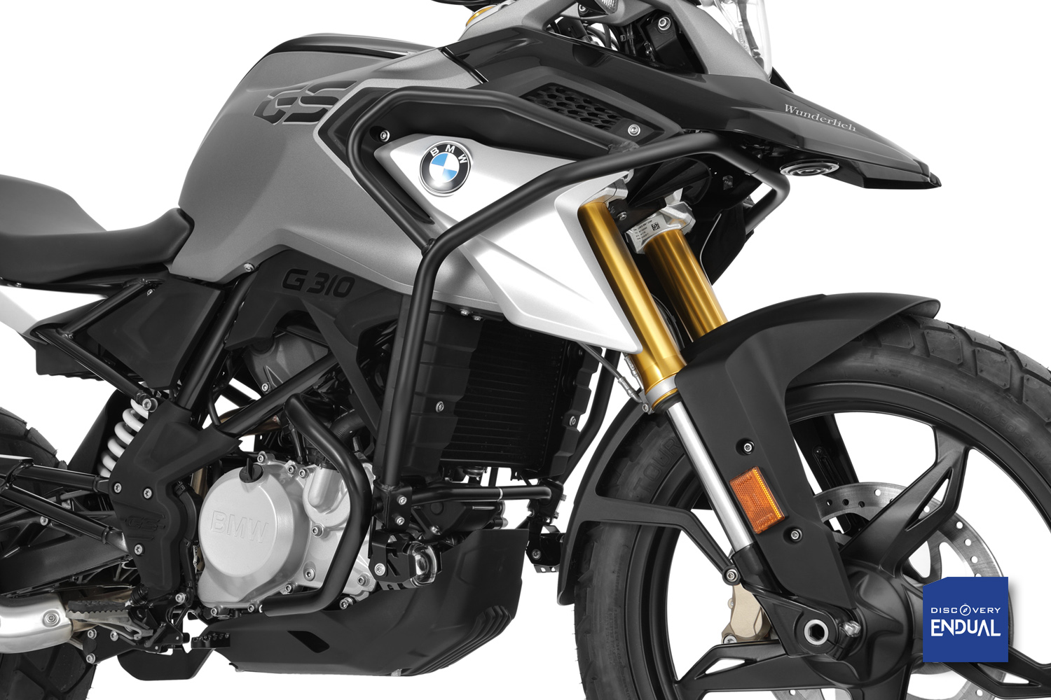 Wunderlich Optimizes The BMW G 310 GS